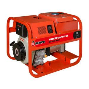 Дизельные генераторы переносные (АДП)
